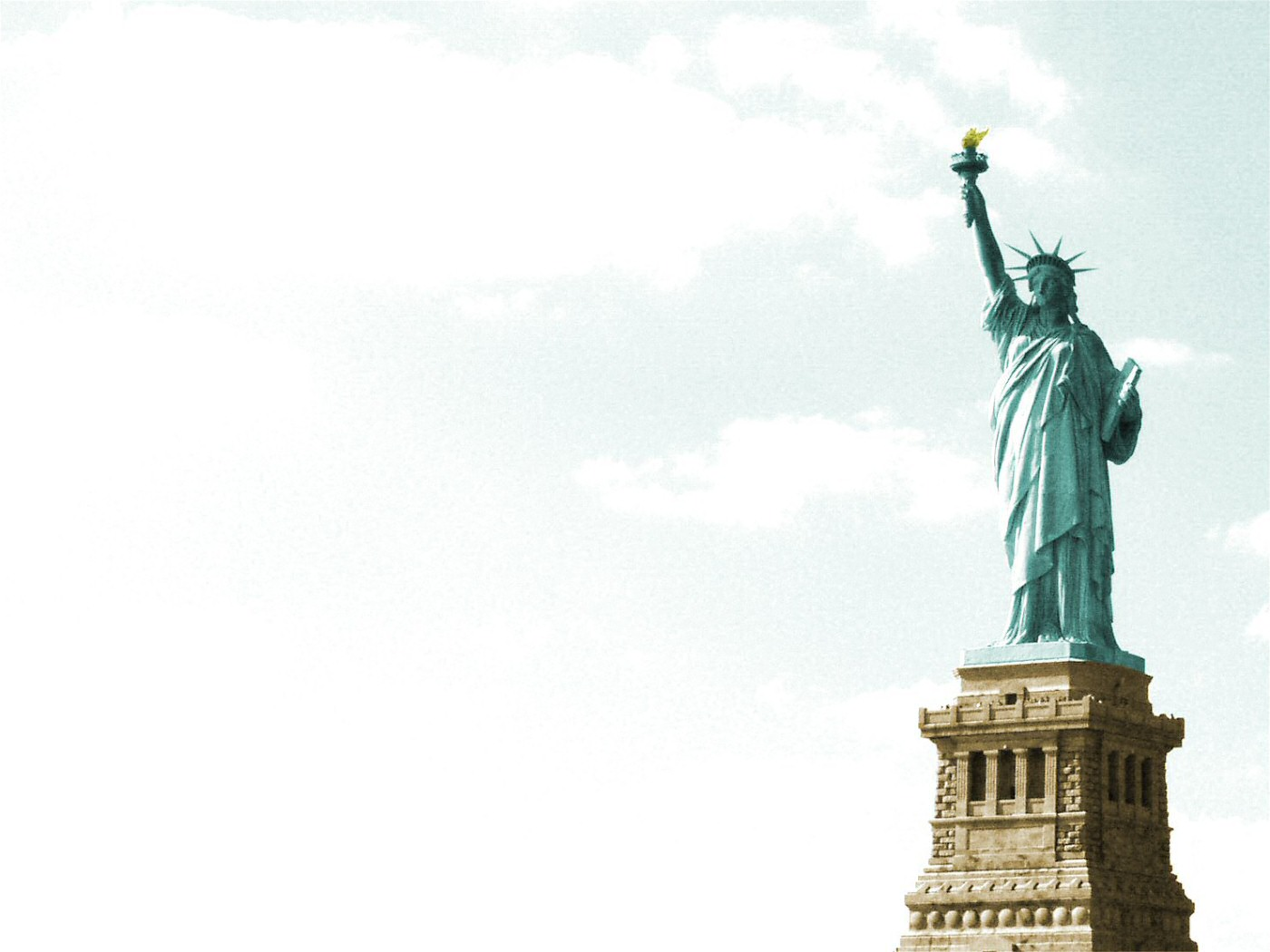 gallery for statue of liberty background