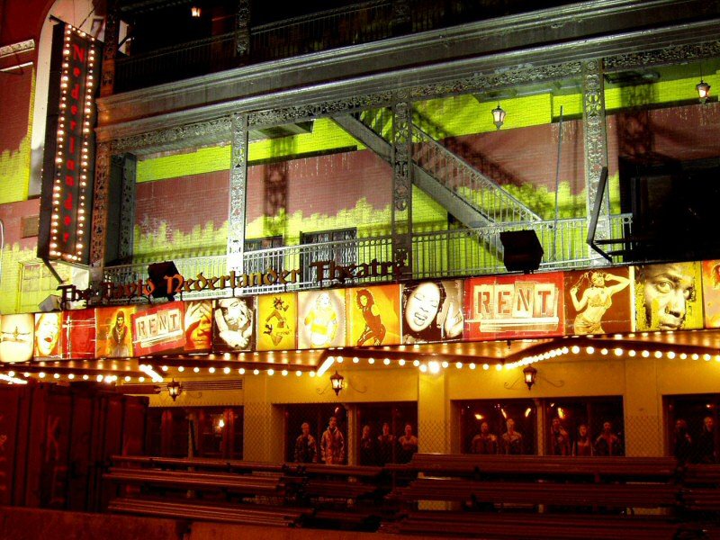Manhattan Rent theater