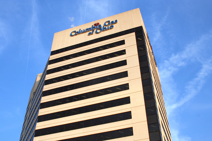 Columbia Gas building