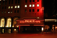 Palace Theater in Leveque Tower