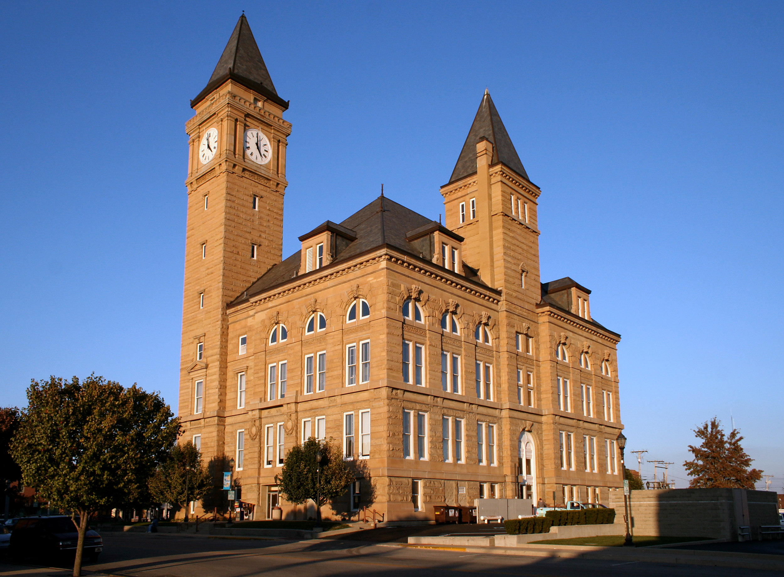 Outstanding Courthouses I Have Known Download Free Architecture Designs Scobabritishbridgeorg
