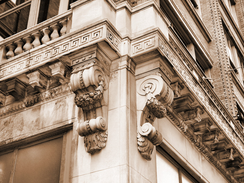Indianapolis architectural detail