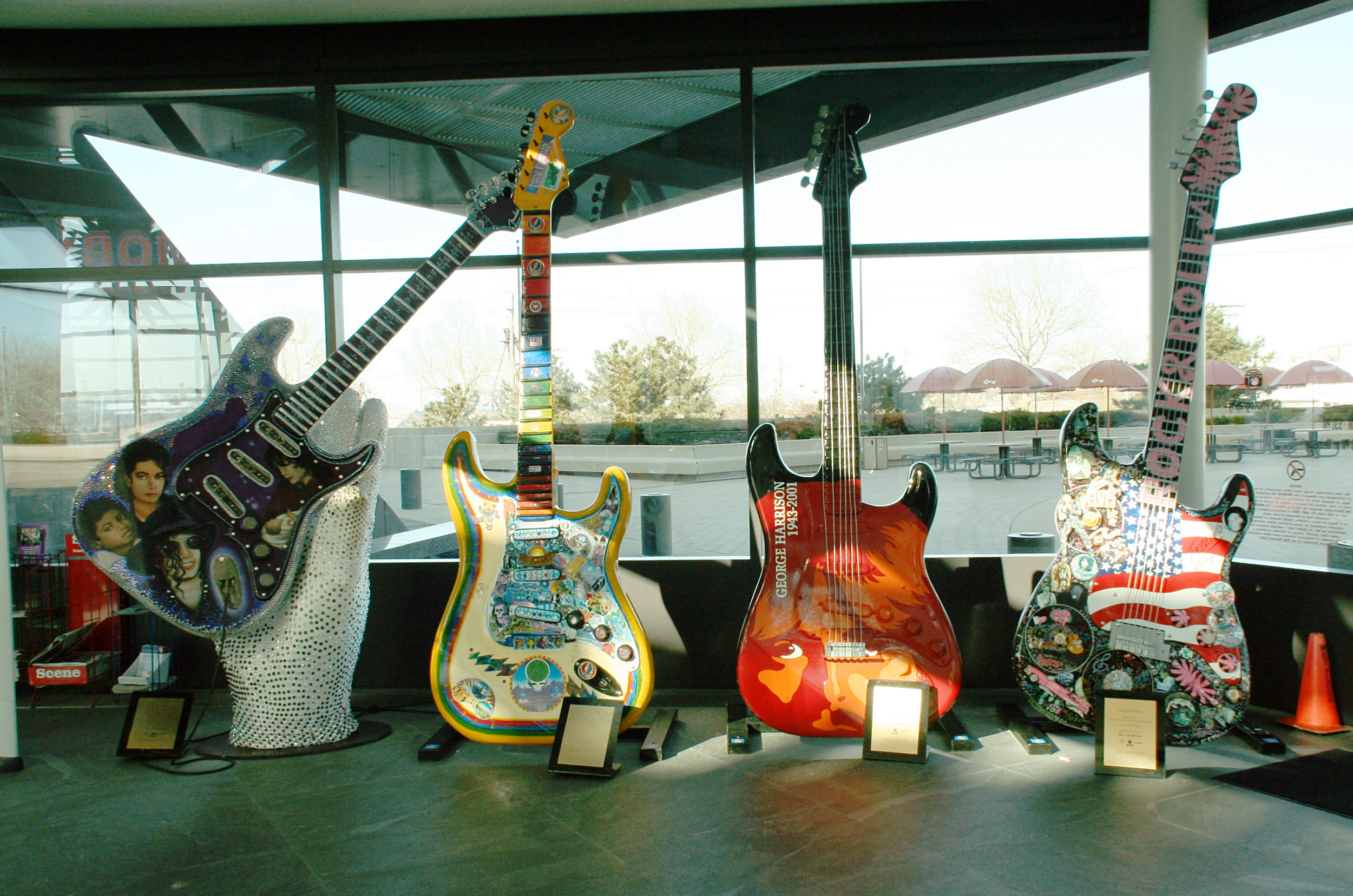 Postcards from the Rock & Roll Hall of Fame