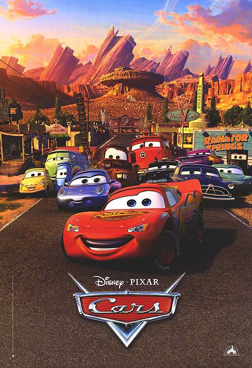 Cars Tysto Commentaries