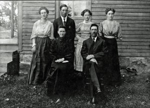 Lewis Redman family small